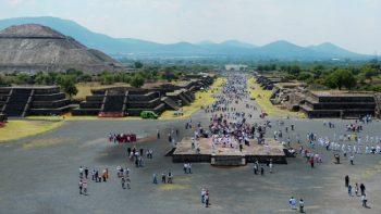 Andrés Ruzo mostrará huellas que el agua dejó en entrañas de Teotihuacán