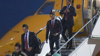 Selección de México regresa a Kazán sin Carlos Salcedo y con la mira en Rusia