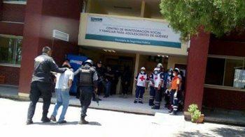 Reportan la captura de uno de los evadidos del Tutelar de Güémez