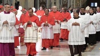 El Salvador celebra nombramiento de su primer cardenal