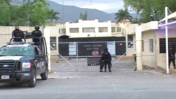Reo intenta escapar de penal de Ciudad Victoria, Tamaulipas