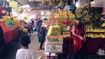 Secretaría de Agricultura confirma inocuidad de productos agrícolas en la Central de Abasto