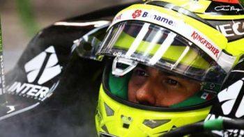 'Checo' Pérez con opciones para pelear en Gran Premio de Azerbaiyán