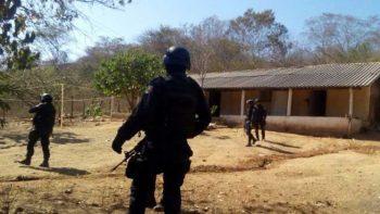 Crimen desplaza a 3 poblados en Chilapa