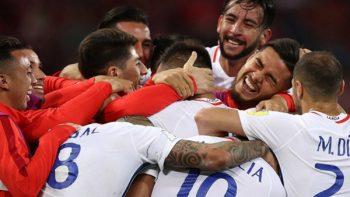 Chile vence en penales 3-0 a Portugal y es finalista en Copa Confederaciones