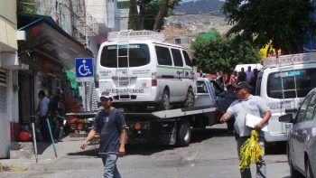 Balaceras en Chilpancingo vacían sus calles