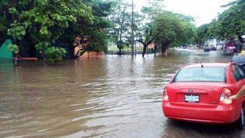 Recomiendan precaución por condiciones de tormenta en el país