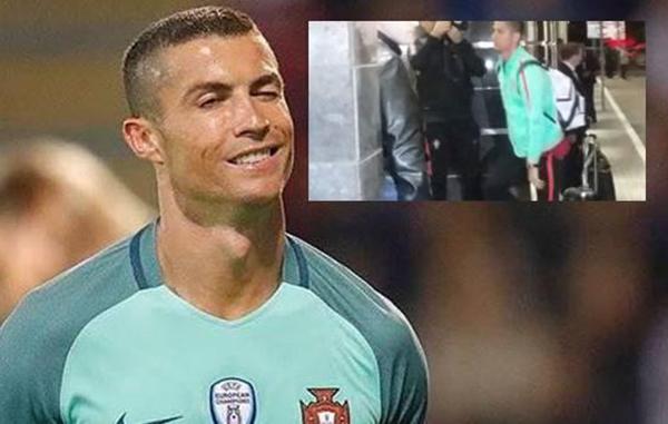 Portugal y Cristiano Ronaldo ya están en Kazán