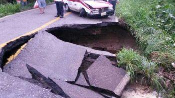 Segob emite Declaratoria de Desastre para 129 municipios de Oaxaca