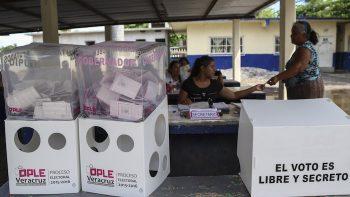 OPLE llama a aceptar resultados en Veracruz
