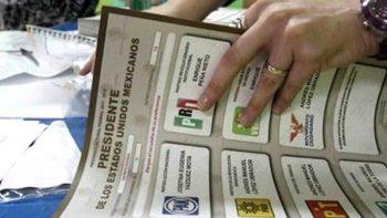 Pendiente, conteo de votos en dos municipios de Veracruz