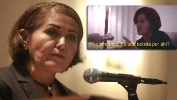 Fepade informa a Eva Cadena sobre sus investigaciones