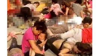 Siete muertos y 59 heridos en explosión en jardín de niños en China (VIDEOS)