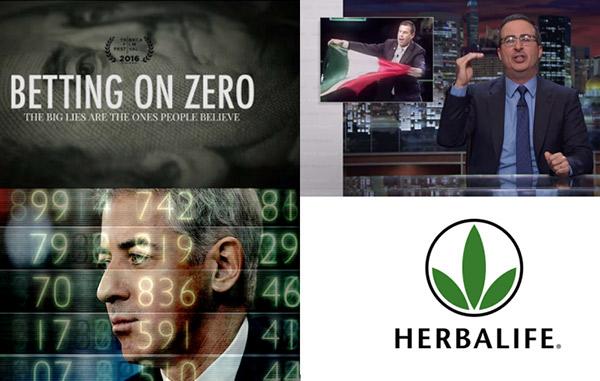 El documental que asegura que Herbalife es una estafa — Netflix