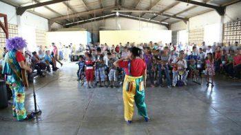 Mantienen orden en penal de Ciudad Victoria con deportes y teatro
