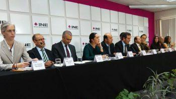 El INE cierra filas ante acusaciones de fraude