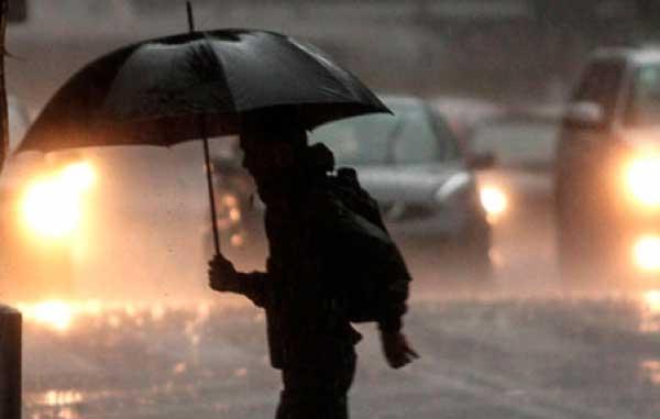 Se esperan tormentas intensas para Chiapas, Campeche, Yucatán y Quintana Roo