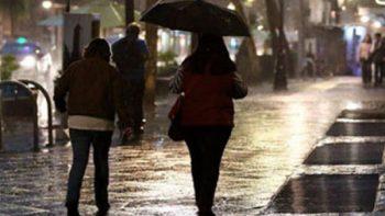 Se espera lluvia para el sur de la Ciudad de México
