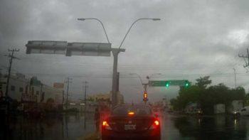 Pronostican calor, lluvias puntuales y granizo para Nuevo León