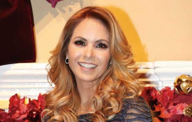 Lucero anuncia su regreso a Televisa