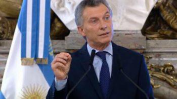 Macri encabezará campaña oficialista de elecciones legislativas en Argentina