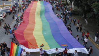 Embajadores acompañarán marcha del orgullo gay en Ciudad de México