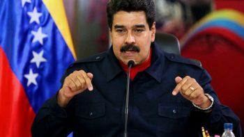 Lanzan llamado internacional para detener acciones de Nicolás Maduro