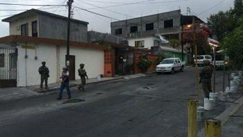 Detienen a ocho en operativo policial militar en Sierra Ventana