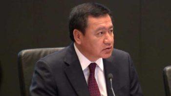 Pide Osorio Chong tener fe en PGR en caso Duarte