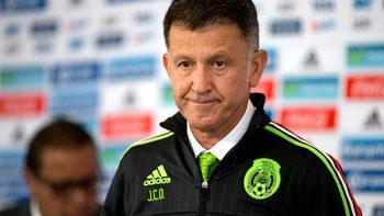 Osorio hizo caso y se fue a su país
