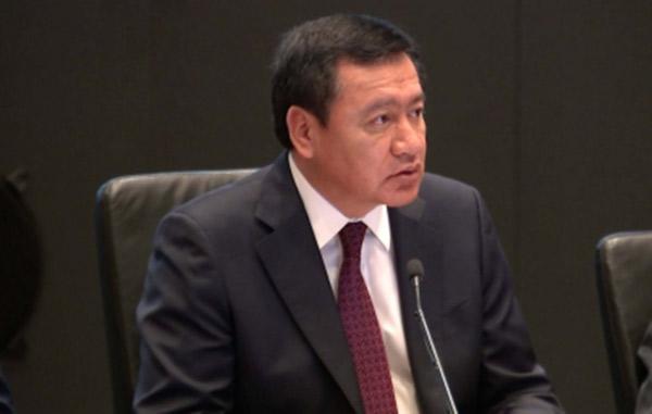 Osorio Chong resalta apoyo de México a refugiados