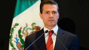 Peña Nieto ofrecerá mensaje el próximo 2 de septiembre