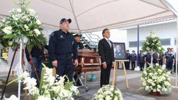 Honran a Policía Federal asesinado en Veracruz