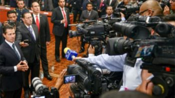 Asambleístas piden protección para periodistas en la capital del país