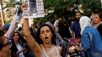 Miles de manifestantes protestan tras incendio en edificio de Londres