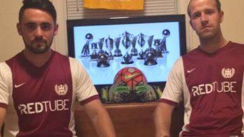 Página porno patrocina a equipo de futbol amateur de EU