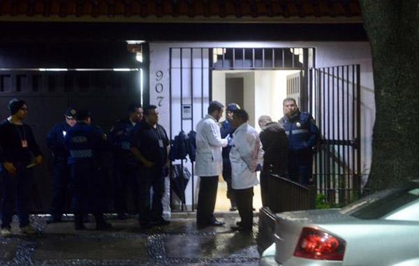 Madre envenena a sus tres hijos y luego se suicida — Mujer asesina