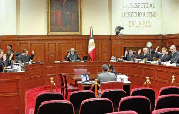 Aplaude Pablo Escudero decisión de SCJN de validar 3 de 3