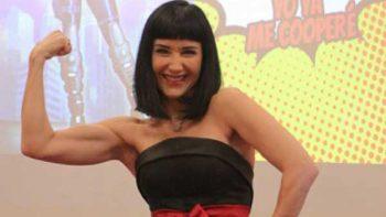 Susana Zabaleta espera ser llamada para proyecto en cine