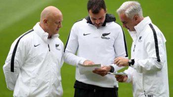 Técnico de Nueva Zelanda considera que su equipo presionó a México en Rusia 2017