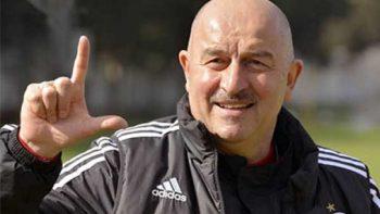 Técnico de Rusia asegura que su equipo logró identificarse con afición