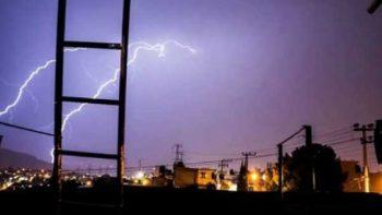 Tormentas de muy fuertes a intensas afectarán el sur y sureste del país