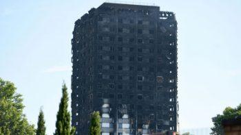 Caos y acusaciones en Reino Unido tras el incendio de Torre Grenfell