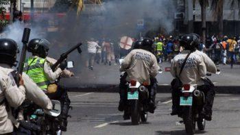 'La violencia promovida por el régimen, lo más grave'