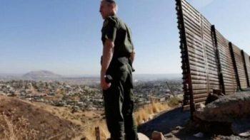 Condena Congreso la construcción del muro fronterizo