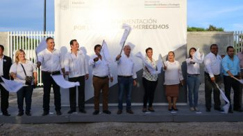 Trabaja Municipio con 12 frentes en obras  de pavimentación: invierte más de 4MDP