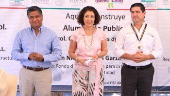 Anuncian nuevo alumbrado público y drenaje pluvial en San Nicolás