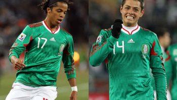 Gio y 'Chicharito' entre Jugadores Más Valiosos de la Copa de Oro