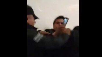 Echan a regidor de sesión por órdenes del edil de Maravatío, por usar celular