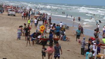 Matamoros listo para recibir a turistas de verano en Playa Bagdad